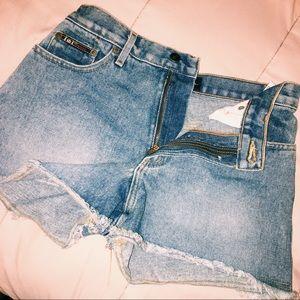 L.E.I shorts